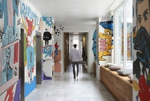 Wallpaper and Murals / by Kelly Mack