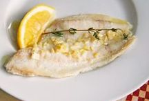 Recipes - Fish / by Crackers Girl