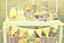 lemonade stand  / by Shop Sweet Lulu