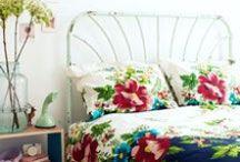 Bedrooms / by Kristine Cheeseman