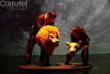 El Gran Rey León 4D / Nuestra segunda Función exclusiva para Revista Carrusel