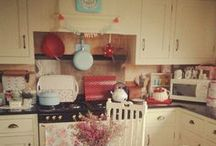 Heart of the home...Kitchen ♥
