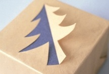 Gift wrapping / tags