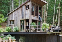 Small Homes / Cabins, TreeHouses and tight spots / by ADI Supply