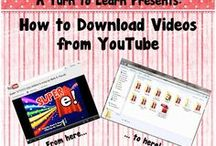 Video, Video Conf tools, YouTube & iMovie / Video and video conferencing tools, use of You Tube and making iMovies in the classroom