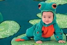 Pickaboo!  Kiddos Costumes! / by Liliane Haverstock
