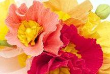 we <3 paper flowers