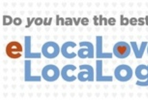 eLocal Loves Local Logos / May 8 - June 8 enter your logo in our contest! Have 1 on the 3 top votes on June 8th and win one of our 3 great prizes! www.facebook.com/eLocal