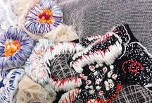threads / Needle craft, fibre arts,  / by Elenor Lonor