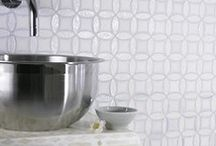Bathroom wall tile design ideas / Want to give your bathroom some unique personality? Using tiles is a good way to do it - browse our board to find out how.