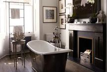 Traditional style bathrooms / Give your bathroom a touch of period style - browse our board for ideas, advice and inspiration / by Bathrooms.com