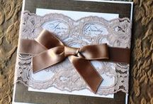 Wedding Stationary & Paper Products / by Natasha Lizabeth