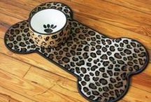 Bone Style / To celebrate our bone-shape mats, we're pinning our favorite bone-shaped things!
