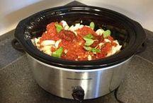 food--Crock Pot meals / by Kristine Cheeseman