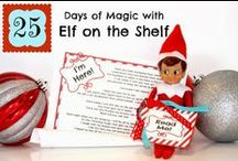 Elf on a Shelf Mischief