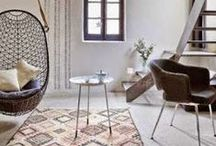modern vintage interiors / Modern yet Vintage.  Mixing vintage finds into modern thoroughly modern interiors.  / by Bryan Hunt