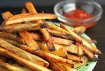 Fries, Onion Rings, other delicious fry-ables