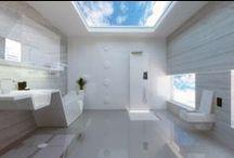 High Tech Bathrooms