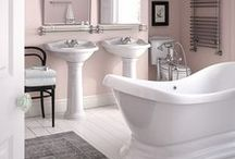 Vintage Bathrooms / Get all the vintage looks and inspiration for your dream Bathroom.