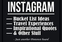 BLF's Instagram