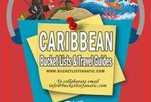 Caribbean — Bucket List Ideas & Guides / Great bucket list ideas and travel guides for Caribbean by the awesome Pinterest community & Bucket List Fanatic.
