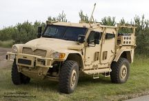 Army - MRAP / mine resistant ambush protected vehicles / by Onder Uysal