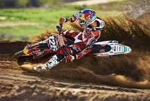 Bike - Motocross / by Onder Uysal