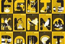 abecedarios / by Rocío González