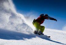 Outdoor - Snow / skiing, snowboard / by Onder Uysal