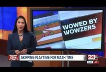 Wowzers Tales / Some great stories of Wowzers in the classroom! / by Wowzers Online Math