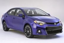 2014 Toyota Corolla / Let's Go Places in the 2014 Toyota Corolla