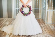 Wedding dresses at Lubellos Bridal / We love to showcase our brides - the final picture of perfection every time!