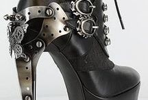 Steampunk Shoes/Boots / Welcome! This board is to share pins of Steampunk Boots, Shoes and Spats.   Any pin unrelated to the theme of this board and its pinner will be removed.  Thank you & happy pinning!  As of Jan 1, 2014, Followers = 207 (created 11/30/13 153) / by Masa Shiokawa