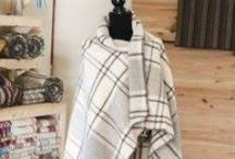 Plaid pure laine / Nos plaids  en pure laine 100 % naturel fabriqué en France vous satisferont en hiver comme en été. Grand et chaud, idéal pour lits et canapés.