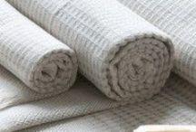 Serviettes Hammam / Douces, absorbantes et résistantes. Créées et fabriquées en France mais testées sur les 4 continents!  100 % Made in Tarn
