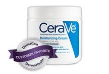 CeraVe® / CeraVe® was designed to help repair and strengthen the skin barrier. Experts understood that the skin barrier serves an important function in promoting healthy skin and that key components of the skin barrier are deficient in compromised skin conditions. CeraVe® is the first brand to contain the essential ceramides, cholesterol and fatty esters that healthy skin needs, delivered through a patented controlled-release MVE® system over 24 hours.