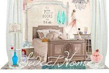 Ideoita kotiin / Kaikkea kivaa kotinurkille...