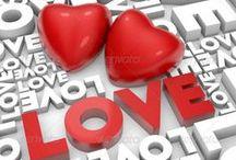 L.O.V.E (HEARTS)