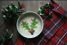The Clean Diary Christmas / Healthy, wholesome, unrefined seaonal recipes