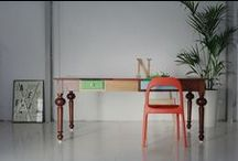 WOOD & PARA / TABLE and TABLETOP DESIGN / HAND MADE in POLAND  www.woodandpara.com