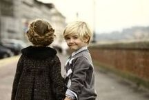 enfants / by Pauline Mennesson