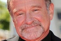 Robin Williams / Great man, loved by so many, RIP.  / by Anne Marie Ward