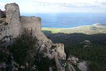 CYPRUS KANTARA / Кипр путешествия поездки Север