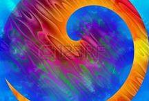 inspirace obrazem / inspiration image / Moje portfolio: http://www.shutterstock.com/gallery-1255624p1.html?rid=1255624  Hledám inspiraci pro reklamní obrázky, nekonečné tapety, ilustrace, fotky.... :-) Zajímají mě barevné kombinace, témata, styly. A cokoli hezkýho....  Seeking inspiration for promotional pictures, endless wallpaper, illustrations, photos .... :-) I'm interested in color combinations, themes, styles. And anything nice to ....