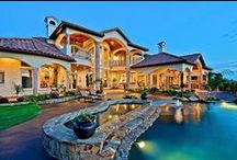 Future Castle / Some day I want to design a house from nothing to castle by myself ♥ House, room and decoration inspiration