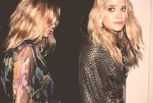 Effortless Style IV - The Olsen's / twin style