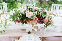 My Elegant Garden Party Wedding / Color selections and inspiration