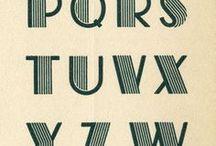 text & typografi.