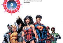 Earth DC / All about Earth DC Universe