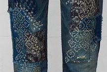 CWI: Sashiko Embroidery / Craft Workshop Inspiration for Sashiko Embroidery
